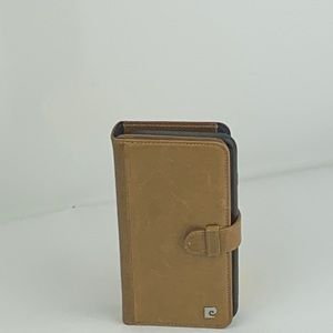 PIERRE CARDIN Phone Case Cover For I-Phone 8 Tan